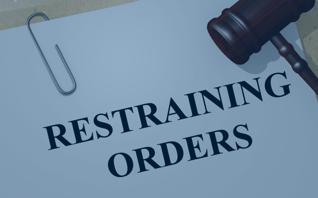 Divorce Debunked – Restraining Orders